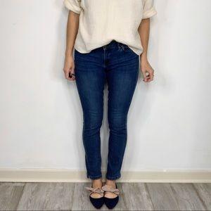 DL1961 skinny jeans 4WAY 360 stretch